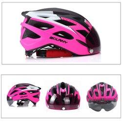 Kask rowerowy EPS Ultralight Road MTB Bike Windproof Soczewki formowane integralnie Bezpieczne Kask Jazda Na Rowerze w Kaski rowerowe od Sport i rozrywka na