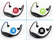 New Bluetooth Headset Wireless Bluetooth Headset Bluetooth 3.0 Steroe Sport Bluetooth Headphone Wireless Headset For Cell Phone