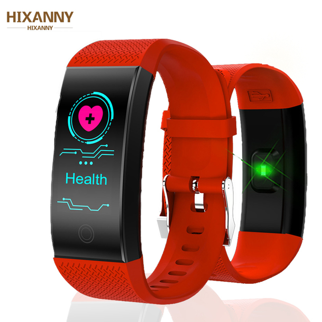 Akıllı bilezik IP68 su geçirmez Smartband nabız uyku monitör spor pasometre Fitness Tracker Bluetooth Smartwatch Relogio