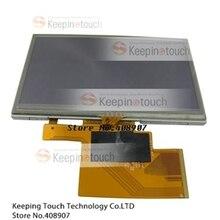 4,3 дюймовый ЖК-дисплей+ сенсорный экран дигитайзер для Tom TomTom XL 340 340 S 350 A043FW03