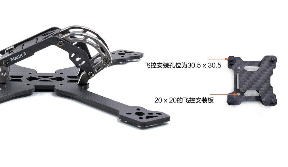 GEPRC Mark3 T5 225 milímetros Estrutura De