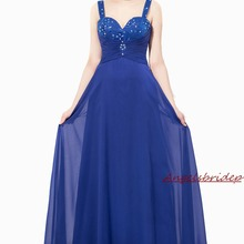 Bridesmaid-Dresses Beading Party-Gown ANGELSBRIDEP Sweetheart Damas-De-Honor Fashion