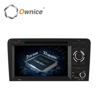 Ownice C500 Android 6 0 Quad Core 2 Din Car DVD Player For Audi A3 S3