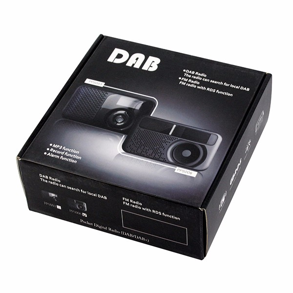 Hot Sale Personal Handheld DAB  DAB+ Radio (1)