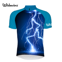 Lightning Cycling Jersey Summer Style Short Sleeve Mtb Bike Pro Ciclismo Cycling Clothing Ropa Ciclismo Hombre