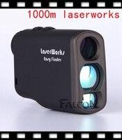 Новый Монокуляр высота 1000 м Гольф лазерный дальномер лазерный высота угол наклона Finder Функция 6x21 Гольф camp