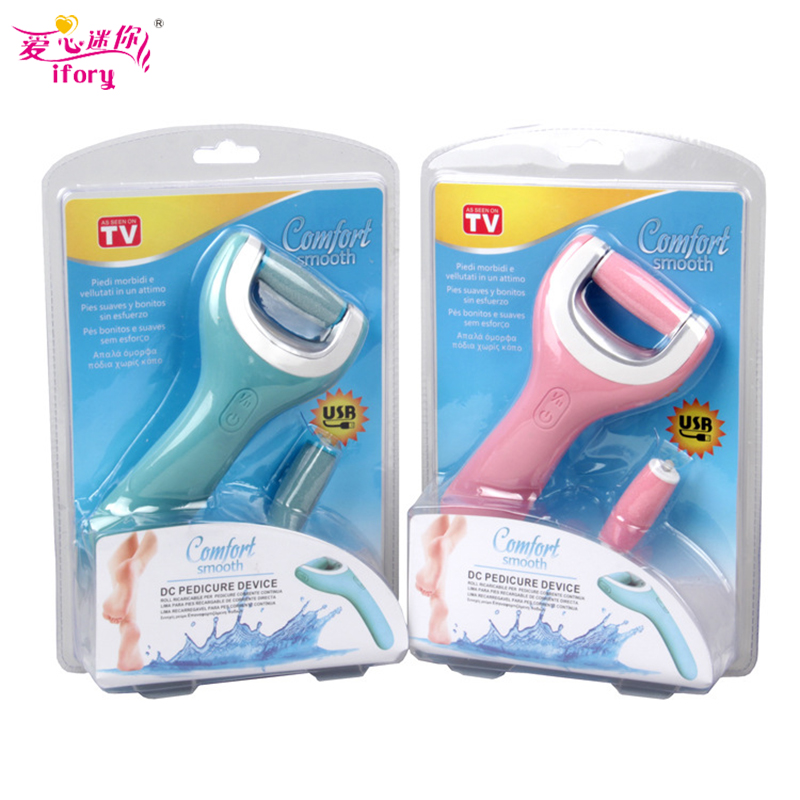 Ifory Electric Exfoliator Callus Remover Remover Foot File Callus Pedicure Tool To Dead Skin Repair Machine Feet Care Machine sawing scholls electric foot file callus remover file for feet foot pedicure exfoliator remover 1 extra roller heads page 1 page 1
