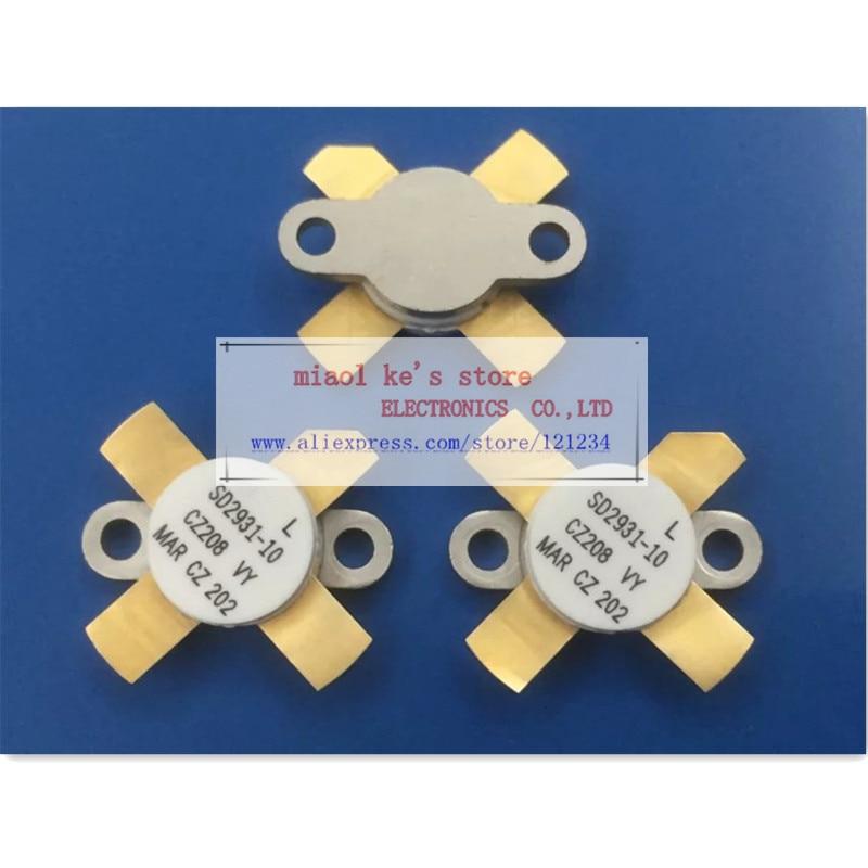 SD2931 10 RF POWER TRANSISTORS HF/VHF/UHF N CHANNEL MOSFETs