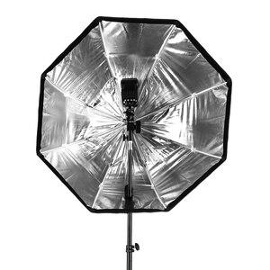 "Image 4 - Godox Softbox 80cm 32 ""parapluie + nid dabeille grille octogone Softbox réflecteur nid dabeille Softbox pour TT685 V860II Flash Speedlight"
