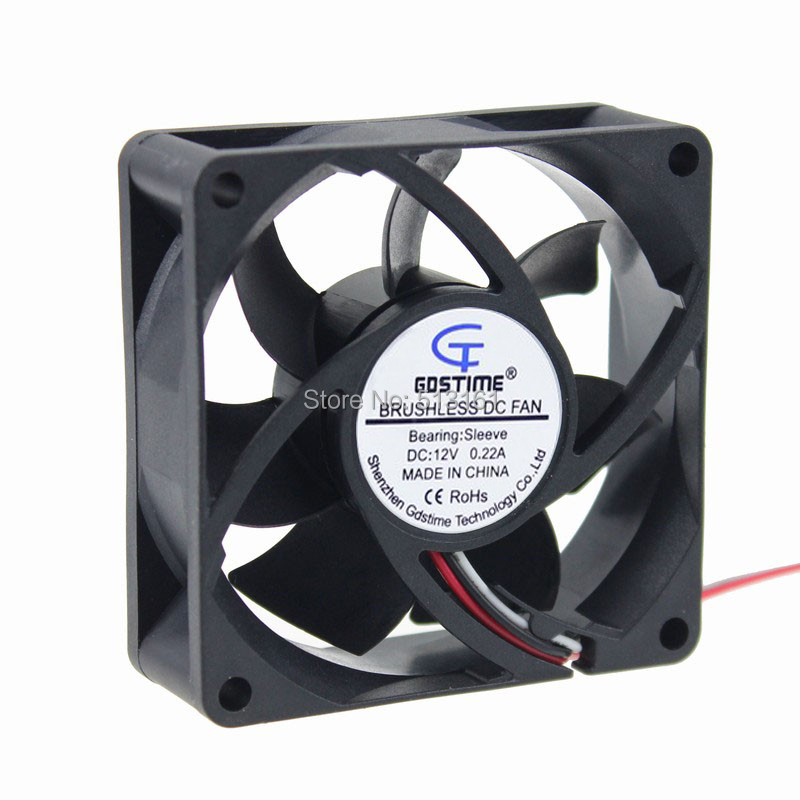 70mm 3pin fan 2