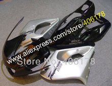 Hot Sales,Cheap price Wholesale Yzf1000r Fairing Kit For Yamaha YZF 1000 Thunderace Fairing 97-07 Black Gray Motorbike Fairing