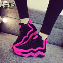 2016 Women Casual Shoes Men Breathable Outdoor Branded Quality Anti-Skid Trekking Boots Womens High Quality Walking Shoes 35-40