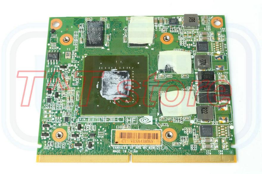 New AMD FIREPRO M6100 HD8950 2GB DDR5 MXM 3.0 Type B For Dell M6600 M6700 M6800