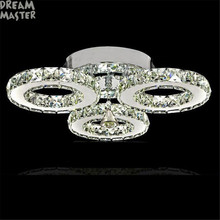 Modern Lustre Led Crystal Chandelier Lighting Ceiling Chandeliers Light Lamparas De Techo Hanglamp Suspension Luminaire Lampen modern clear waterford spiral sphere led lustre crystal chandelier ceiling lamp suspension pendant lamp home lighting luminaire