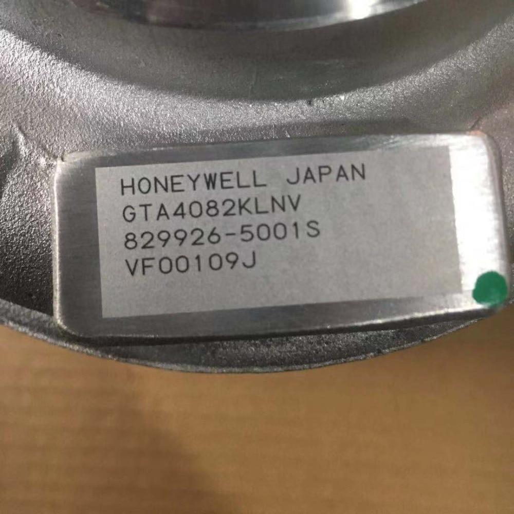 Turbocompressor for829926-5001S xinyuchen
