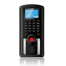 fingerprint time attendance and access control with color screen