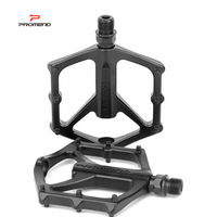 PROMEND Bicycle Pedals Folding CNC Aluminum Alloy Mountain Road MTB Sealed Bearing Platform Pedals Cycling Pedals