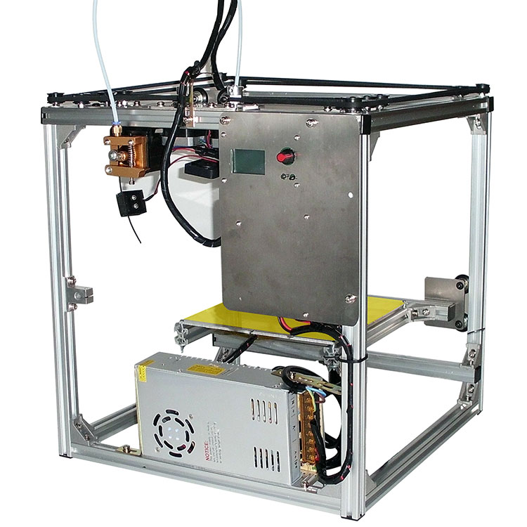 Assembled High speed M6 model corexy structure metal high precision 3D printer automatic leveling