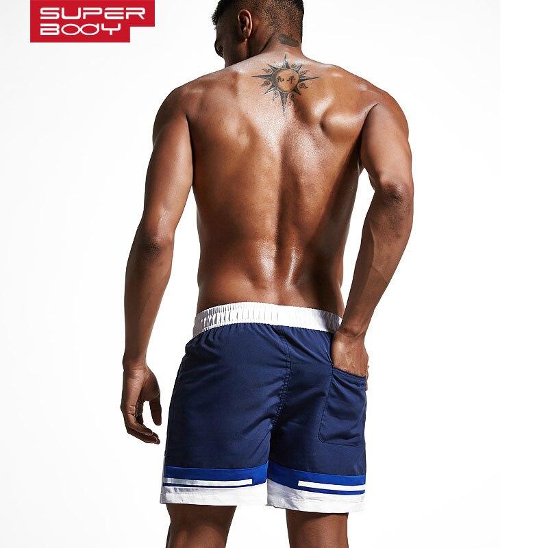 Burra Verë Bordi të Shkurtër Veshje Beach Beach Swim pantallona - Veshje sportive dhe aksesorë sportive - Foto 4