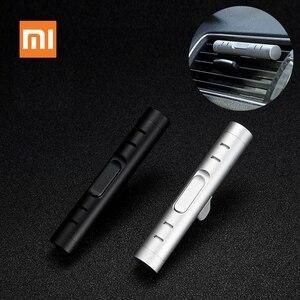 Image 1 - מקורי Xiaomi Guildford רכב מחזיק קטורת לימון/כתום/זית ארומטי מלתחת ארומתרפיה קטורת מפזר רכב מטהר אוויר