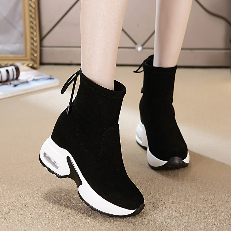 Women Boots Warm Winter Boots Women Shoes Ankle Botas Cotton Waterproof Winter Shoes Fahion Woman Sneakers Shoes 5
