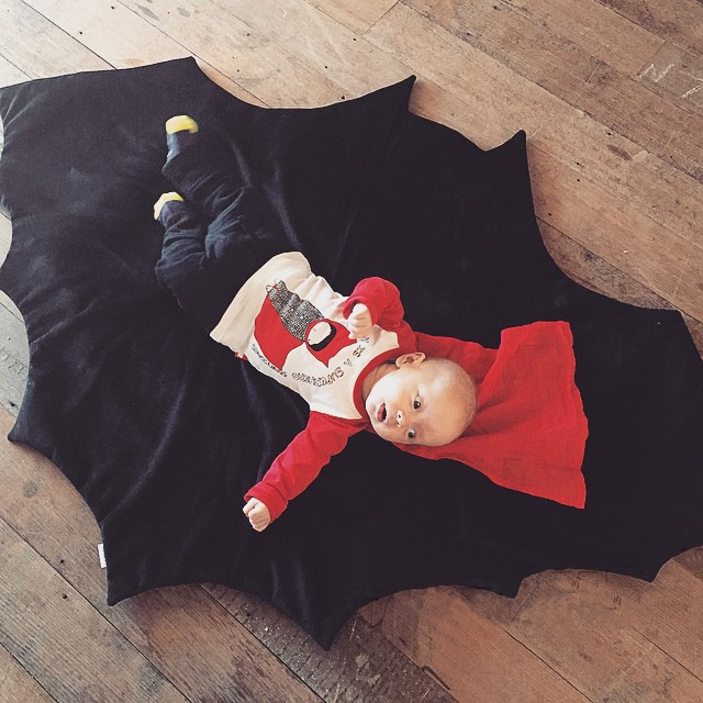 Baby Girls Boys Kids Tops long sleeve t shirt Spring Autumn Superheroes removable cloak O Neck