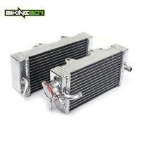 BIKINGBOY MX Offroad Motorcycle Engine Water Cooling Radiators For HONDA CRF 450 R 2002 2003 2004 CRF 450R CRF450R 02 03 04