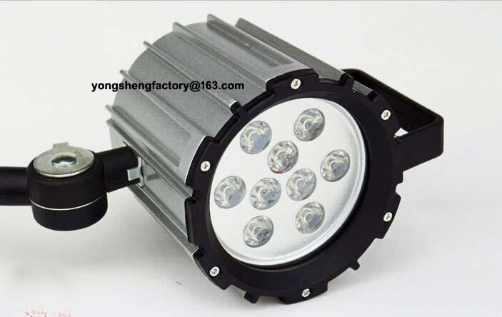 led machine light
