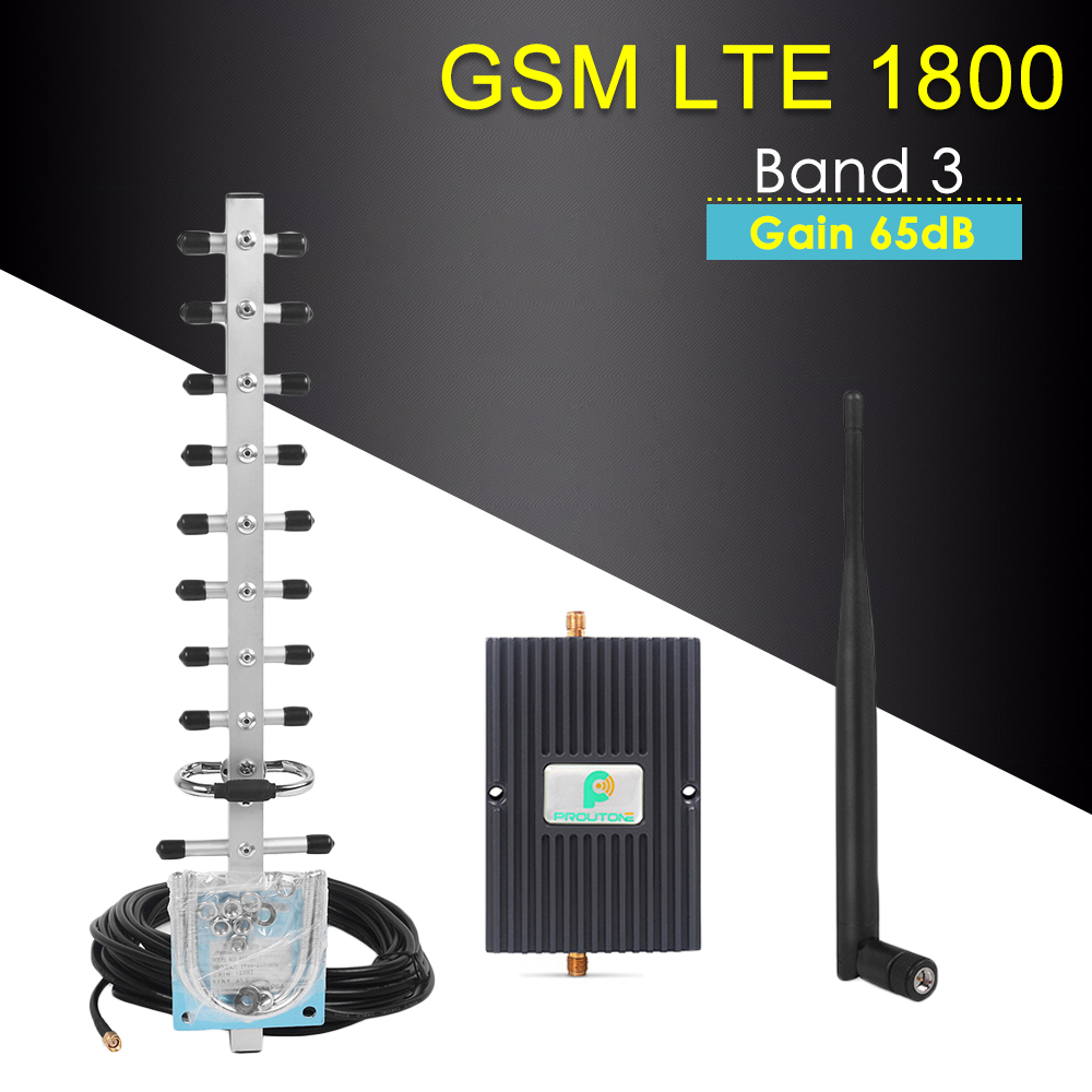 GSM Repeater LTE 1800MHz Cell Phone Signal Booster 65dB 2g 4g LTE Amplifier Mobile Phone Signal Repeater Booster+Antenna FullsetGSM Repeater LTE 1800MHz Cell Phone Signal Booster 65dB 2g 4g LTE Amplifier Mobile Phone Signal Repeater Booster+Antenna Fullset