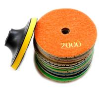Ассорти алмазные гибкие полировки мокрого шлифовальный диск 138
