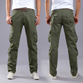 2017 New fashion men pants high quality cotton cargo pants army military Trousers American Mens Trousers Autumn HaremPants