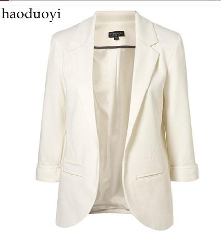 Женский пиджак haoduoyi/001 ,