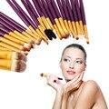 Hot Selling Arrival Pro 20Pcs Superior Cosmetic Brushes Set Kit Makeup Tool Brushes