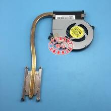 New CPU Fan Cooler/Heatstink Para Toshiba Satellite L50-B L55-B L50D-B L55T-B L55-B5254 L55-B5255 DFS541105FC0T FFD6 Radiador