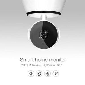 Image 3 - HD 1080 P Câmera de Vigilância IP Sem Fio Da Câmera Night Vision Two way Voz 2.4 Ghz Wifi Indoor Casa Inteligente monitor Do Bebê de segurança