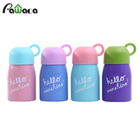 Thermos Cup Stainless Steel Thermos Bottle For Water Thermo Mug Cute Thermal Vacuum Flask Child Tumbler Travel Mug 300 ML