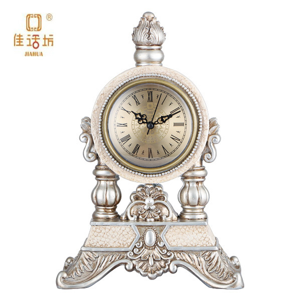 Clic French Antique Living Room Furniture Stand Clock For Wedding Gift