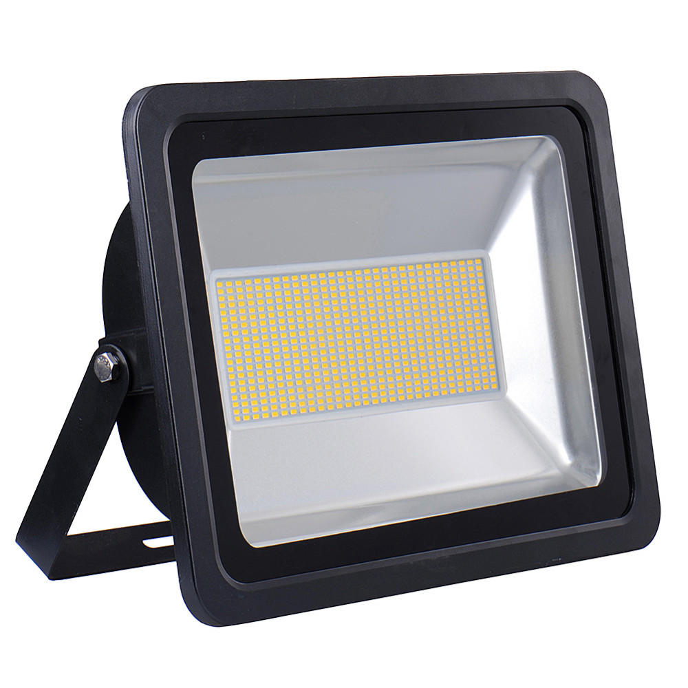 ФОТО 5pcs Led Floodlight outdoor lights 300W 220V 20000LM 600LED SMD5730 Floodlights For street Square Highway Outdoor Wall billboard