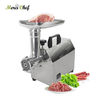 ITOP Household Multifunction Meat Grinder High Quality Stainless Steel Blade Home Cooking Machine Mincer Sausage Machine