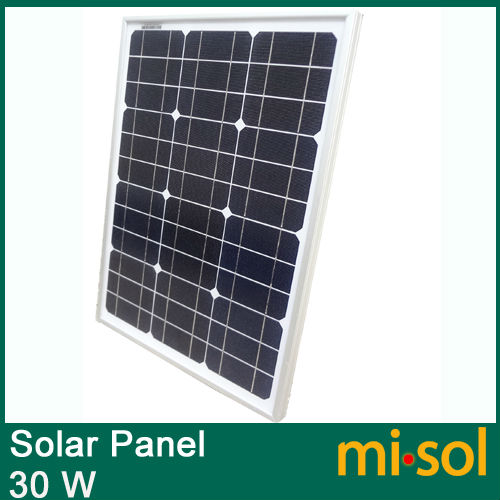 ФОТО 30w solar panel for 12V system,monocrystalline, photovoltaic panel, solar module