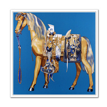 (No Framed) Factory wholesale Horse series poster Custom Canvas Print On Printing Wall Pictures Home Decoration