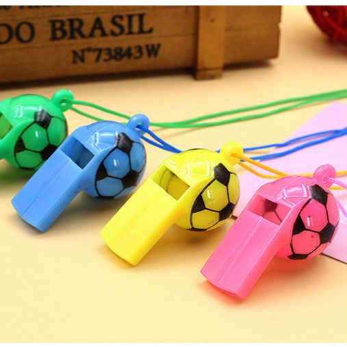Neuheit Produkte Spielzeug Fußball Farbe Pfeife Action Figure Lustige Gadgets für Kinder Spielzeug Schönheit Geschenk Witz