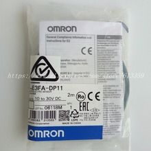 E3FA DN11/DN12/DN13/DP12/DP13/E3FA RN11/TN11/TP11 OMRON sensor Fotoelétrico 100% Novo original