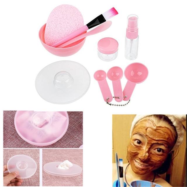 10 in 1 RUIMIO Women DIY Beauty Facial Mask Facemask Mixing Tool  5