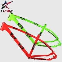LAYIN новый алюминиевый горный велосипед frame/Легкие беговые велосипедные подножки раме велосипеда 26*16,5 дюйма части велосипеда