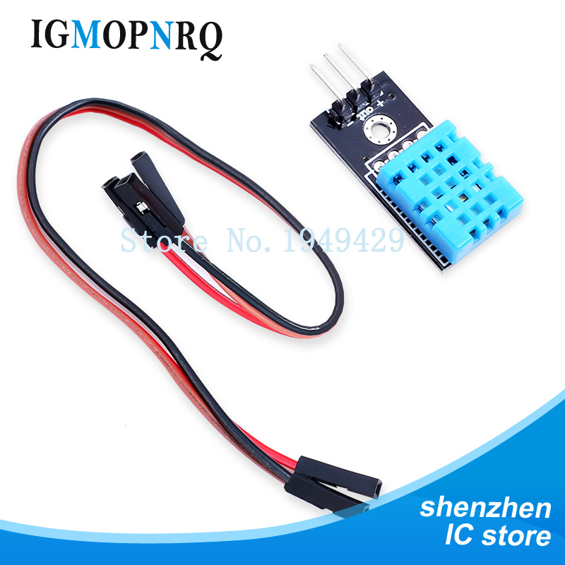 1pcs New DHT11 Temperature And Relative Humidity Sensor Module