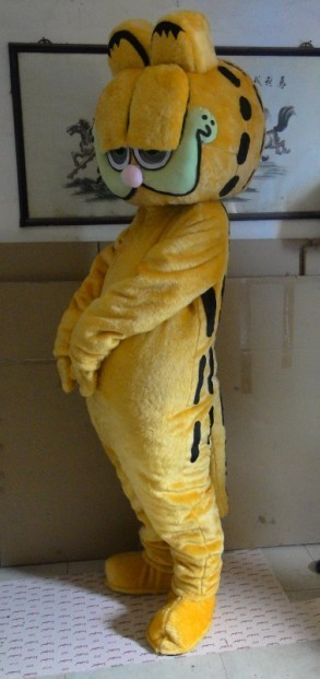 Wholesale - POTATOE Mascot costume Cosplay adult size ! Garfield