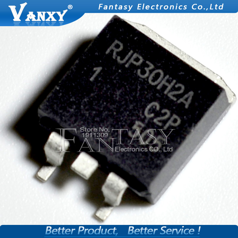 Image 2 - 10Pcs RJP30H2A TO 263 RJP30H2 TO263-in Integrated Circuits from Electronic Components & Supplies