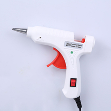 20 Вт 110 В-240 В термоклеевой пистолет с 7 мм* 200 мм клеевые палочки DIY Инструменты для ремонта