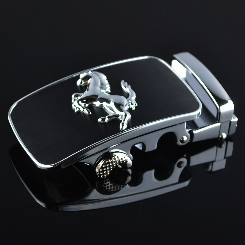 Personality Male Belt Buckle Automatic Fashion Men's Business Alloy Automatic Buckle Unique Men Plaque Belt Buckles LY187879